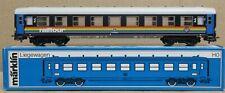 Marklin HO 4118 2nd Class Belgian RAILTOUR Passenger Car *METAL*