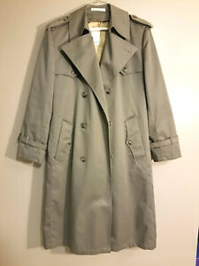 Vintage Misty Harbor trench coat Size 38 Regular Perfect condition