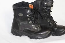 Mens Harley Davidson military combat  looking work boots size 8.5US