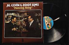 Al Cohn & Zoot Sims-Motoring Along-Sonet 684-ENGLAND