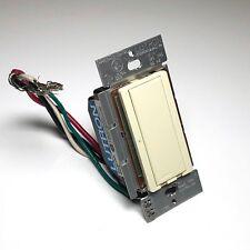Lutron RadioRA RAS-8L LA 8 Amp Switch Light Almond