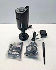Lorex LW2277B wireless security camera w/wireless receiver COMPLETE KIT