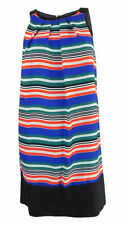 Zara Casual Striped Polyester Dresses for Women