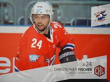 417 Christopher Fischer Adler Mannheim CHL 2014-15