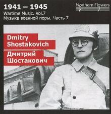 St.Petersburg State - Wartime Music 7 - D. Shostakovich [New CD]