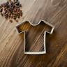 T-Shirt Cookie Cutter - Fondant & Biscuit - 3 Sizes - Football Shirt Top