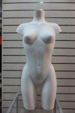 Mannequin Buste Femme demi-cuisse Blanc - 2.131
