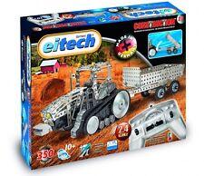 Eitech - Construction, RC Traktor mit Anhänger 2.4GHz, Metallbaukasten, c00023