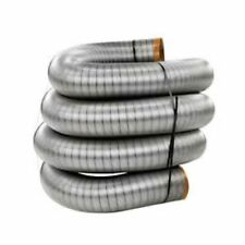 """HomeSaver Ultrapro 316Ti Stainless Steel Chimney Liner (Only) - 6"""" x 15'"""