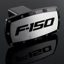 "FORD F-150 Hitch Cover Plug Cap 2"" Trailer Receiver w/ ALLEN BOLTS DESIGN"