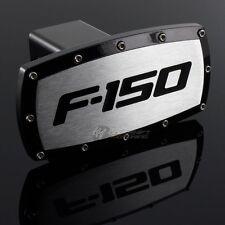 "FORD F-150 Hitch Cover Plug Cap 2"" Trailer Receiver w/ ALLEN BOLTS DESIGN"