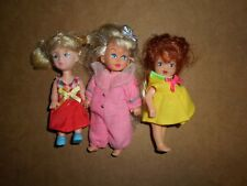 MISCELLANEOUS......3 VERY CUTE DOLLS NEED TLC