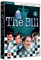 The Bill: Volume 3 DVD (2009) Tony Scannell cert 12 2 discs ***NEW***