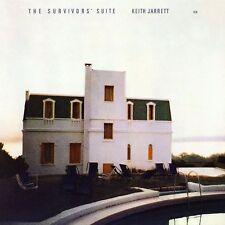 Keith Jarrett THE SURVIVORS' SUITE 180g +MP3s ECM RECORDS New Sealed Vinyl LP