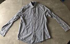Tommy Hilfiger Mens Checked Shirt XL Hardly Worn RRP £80+, Grab A Bargain!