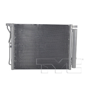 TYC 30114 A//C Condenser Assembly for Audi Q5 2018-2020 Models