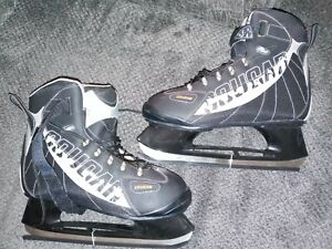 Cougar Ice Hockey Skates Men's Size US 12 - NEW