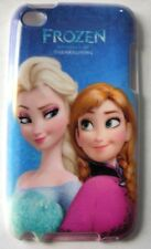 Frozen Anna & Elsa iPod Touch 4 4th Soft Silicon TPU Snap Case Cover -US SELLER
