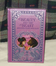 BEAUTY AND THE BEAST AND OTHER CLASSIC FAIRY TALES  Hardcover LB SEALED
