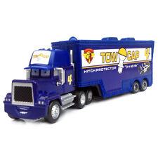 Disney Pixar Cars No.4 Cap Racer's Hauler Truck Toy