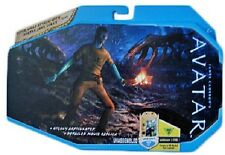 Cameron's Avatar Navi Creature - Viperwolf with Jake Sully