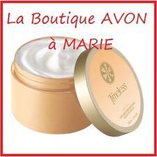 TIMELESS CREME adoucissante Parfumé pour le Corps AVON : RARE !!!