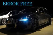 VW GOLF MK5 MK6 LED Side Light BULBS XENON ICE WHITE CANBUS ERROR FREE GTD TDi