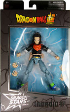 Dragon Stars Series 10 ~ ANDROID 17 ACTION FIGURE ~ DBS Super Dragonball DBZ