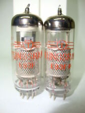 2 x E83F TUNGSRAM NOS TUBES. CRYOTREATED. MATCHED PAID