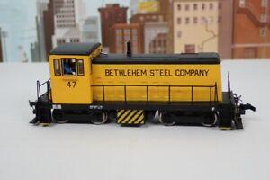 Bachmann Spectrum HO No.47 Bethlehem Steel GE-70 Diesel Switcher Locomotive