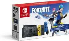 Nintendo Switch Fortnite Special Edition Console - Wildcat Bundle & V-Bucks