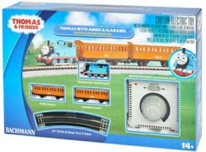 BACHMANN N Thomas Tank w/Annie & Clarabel Train Sett BAC24028