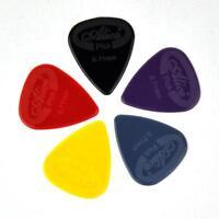 Lots of 100pcs Alice 0.71mm Anti-slip Nylon Guitar Picks Plectrums Mixed Colors