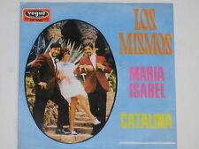 """LOS MISMOS -Maria Isabel- 7"""" 45"""
