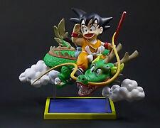 Very Rare! Dragon Ball Museum Collection #1 Figure Kids Little Goku & Shenron DB