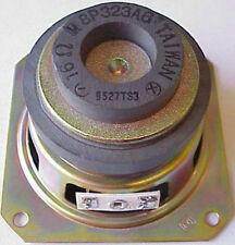 """4PC TECHNICS 8.9cm""""SHEILDED FULL RANGE W JBL FILTER EQ"""
