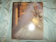 Empress Bride Barbie Bob Mackie 5th in Series MIB