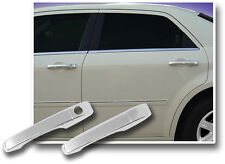 CHRYSLER 300C CHROME DOOR HANDLE COVERS 2005-2010 FULL SET OF 4