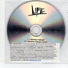 (EG200) Life, I Wanna Forget - 2013 DJ CD