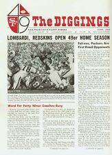 "SF 49er Newsletter,""The Diggings"", June 1969"