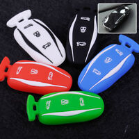 Silicone Remote Key FOB Cover Case Holder Protector Fit For Tesla Model S X