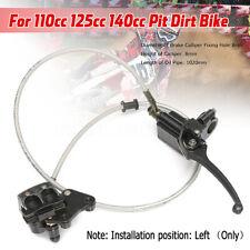 Front Hydraulic Brake Master Cylinder For 110 125cc 140cc CRF70 Pit Dirt Bike