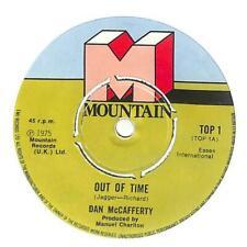 "Dan McCafferty - Out Of Time - 7"" Vinyl Record Single"