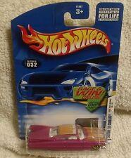 Hot Wheels 2002 First Editions Custom '59 Cadillac 20/42