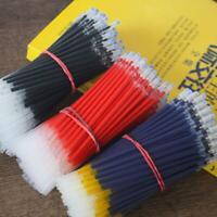 100 Pcs Color Gel Pen Refills Pastel Markers Student Gel Ink Pens Refills Nice