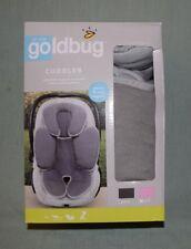 Goldbug, Infant Body Cuddler, Grey (Comfy & Cozy Support)