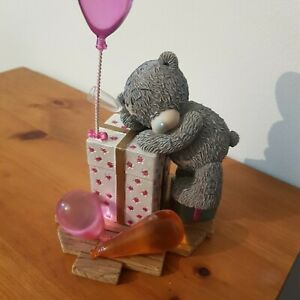 Me To You Tatty Teddy Bear Figurine Celebrate In Style 2004 Unboxed
