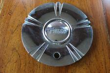 FIERRO Wheels CHROME Center Cap # 5772295-CAP Custom Wheel Center Cap (1)