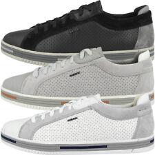 Geox u Eolo B zapatos Men calcetines cortos zapato bajo schnürschuhe u028rb04322c
