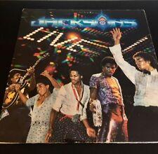 THE JACKSONS Live Epic Dbl LP EPC88562